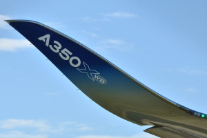 Winglet Airbus A350 XWB